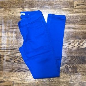 Blue refuge super soft jeggings NWOT